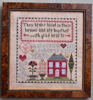 Abby Rose Designs - Glad Hearts MAIN