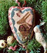 Homespun Elegance - Country Spirits Collection - Sweet Bunny