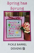 Pickle Barrel Designs - Spring Has Sprung THUMBNAIL