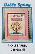 Pickle Barrel Designs - Hello Spring THUMBNAIL