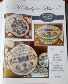 Sue Hillis Designs - Study In Blue THUMBNAIL