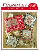 Sue Hillis Designs - Keepsakes Book One THUMBNAIL