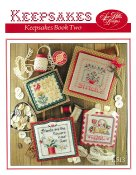 Sue Hillis Designs - Keepsakes Book Two THUMBNAIL