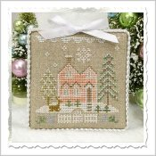 Country Cottage Needleworks - Glitter Village - Glitter House 6 THUMBNAIL