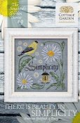 Cottage Garden Samplings - Songbird's Garden 9 -There Is Beauty In Simplicity THUMBNAIL