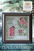 Cottage Garden Samplings - Peace On Earth THUMBNAIL