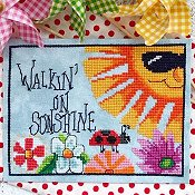 Luhu Stitches - Walkin' On Sunshine THUMBNAIL