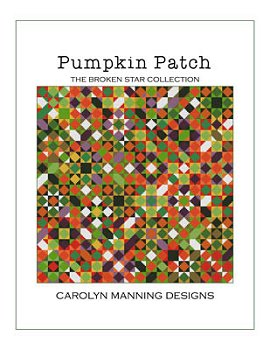 Carolyn Manning Designs - Pumpkin Patch - The Broken Star Collection_MAIN