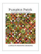 Carolyn Manning Designs - Pumpkin Patch - The Broken Star Collection THUMBNAIL
