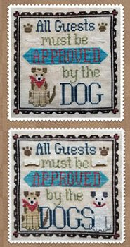 Waxing Moon Designs - Dog Owner's Welcome MAIN
