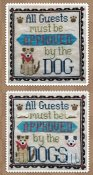 Waxing Moon Designs - Dog Owner's Welcome THUMBNAIL
