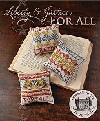 Summer House Stitche Workes - Liberty & Justice For All THUMBNAIL
