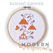 Summer House Stitche Workes - Modern Organics - Radiant Summer THUMBNAIL