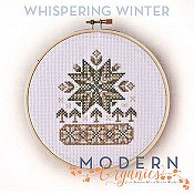 Summer House Stitche Workes - Modern Organics - Whispering Winter THUMBNAIL
