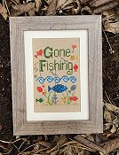 Pickle Barrel Designs - Gone Fishing THUMBNAIL