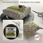 Hands On Design - House on a Hill - The Summer Night THUMBNAIL
