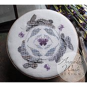 Annalee Waite Designs - Rabbit Round THUMBNAIL