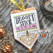 Hands On Design - Scary Apothecary - Broom Stick Fuel THUMBNAIL
