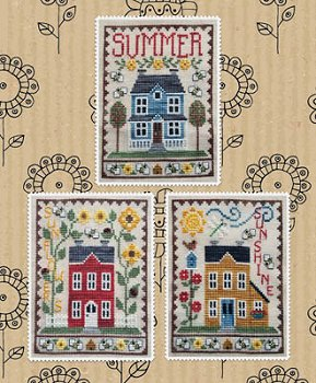 Waxing Moon Designs - Summer House Trio MAIN