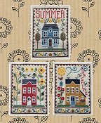 Waxing Moon Designs - Summer House Trio THUMBNAIL
