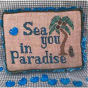 Romy's Creations - Sea You In Paradise THUMBNAIL