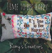 Romy's Creations - Time To Bee Happy THUMBNAIL