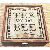 The Nebby Needle - Tea And The Bee Tea Box THUMBNAIL