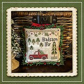 Little House Needleworks - Jack Frost's Tree Farm - Part 4 Balsam Fir THUMBNAIL