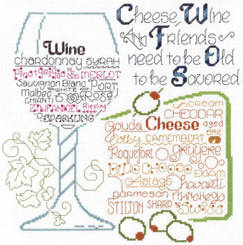 Imaginating - Let's Share Wine & Cheese 3218 THUMBNAIL