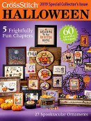 Just Cross Stitch 2019 Halloween Special Collector's Issue THUMBNAIL