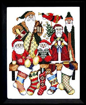 Bobbie G Designs - Santa Collection MAIN
