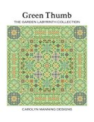 Carolyn Manning Designs - The Garden Labyrinth Collection - Green Thumb THUMBNAIL