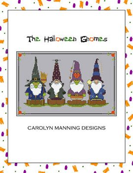 Carolyn Manning Designs - The Halloween Gnomes_MAIN
