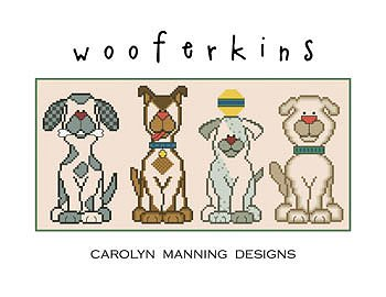 Carolyn Manning Designs - Wooferkins_MAIN