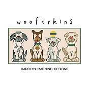 Carolyn Manning Designs - Wooferkins THUMBNAIL