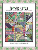 Carolyn Manning Designs - Flower Crazy THUMBNAIL