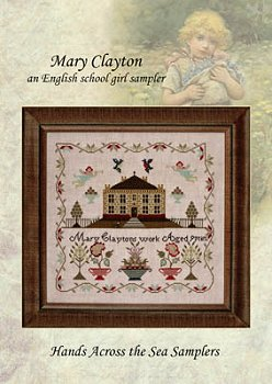 Hands Across The Sea Samplers - Mary Clayton MAIN