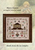 Hands Across The Sea Samplers - Mary Clayton THUMBNAIL