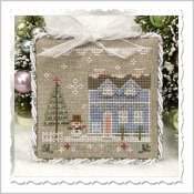 Country Cottage Needleworks - Glitter Village - Glitter House 9 THUMBNAIL