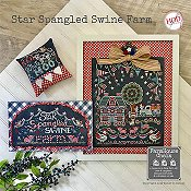 Hands On Design - Farmhouse Chalk - Star Spangled Swine Farm THUMBNAIL