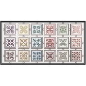 Works By ABC - Symmetrical Squares from 1603 THUMBNAIL
