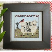 Annie Beez Folk Art - Farm Sweet Farm THUMBNAIL