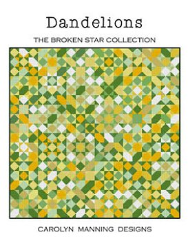 Carolyn Manning Designs - Dandelions - The Broken Star Collection MAIN