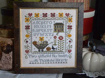 Abby Rose Designs - Thankful Hearts MAIN