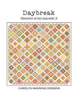 Carolyn Manning Designs - Daybreak - Granny Is No Square 2 MAIN