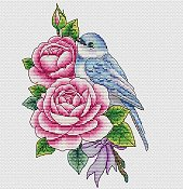 Les Petites Croix De Lucie - The Rose and Bird_THUMBNAIL
