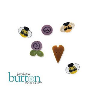Jabco Button Pack - Shepherd's Bush - Bee Trifles MAIN