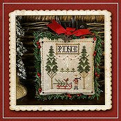 Little House Needleworks - Jack Frost's Tree Farm - Part 6 Fresh Pines THUMBNAIL