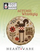 Heart In Hand Needleart - Autumn Whirligig THUMBNAIL