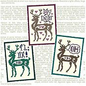 Ink Circles - Deer Me THUMBNAIL